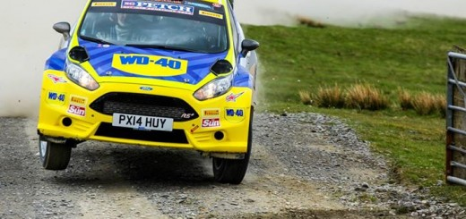 Stephen Petch Sweet Lamb Ford Fiesta R5+